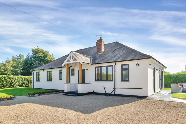 Thumbnail Detached bungalow for sale in Hope Street, Melbourne, Derby