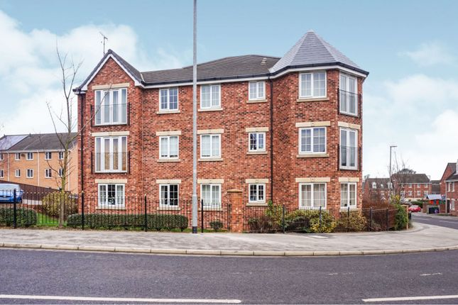 Thumbnail Flat for sale in New Forest Way, Leeds