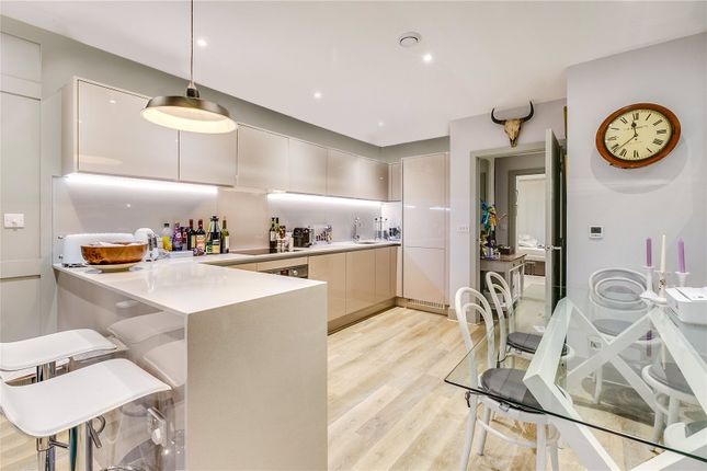 Thumbnail Property for sale in Butler Court, Hyde Lane, London