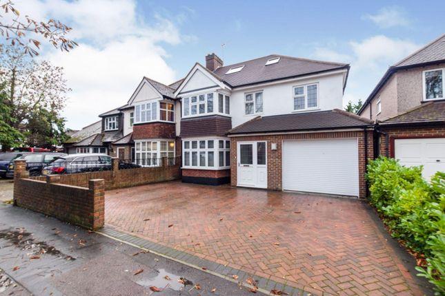 Thumbnail Semi-detached house for sale in Chestnut Avenue, Epsom