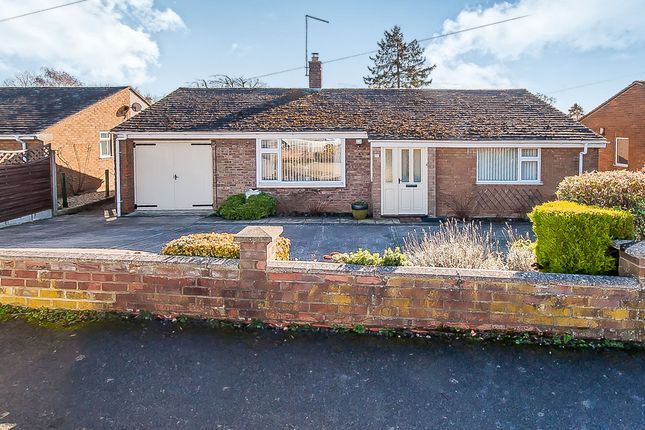 Thumbnail Detached bungalow for sale in Northwick Road, Ketton, Stamford