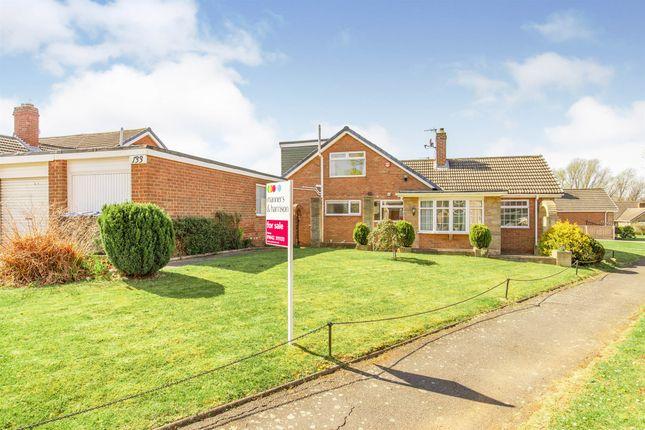 Thumbnail Semi-detached bungalow for sale in Southdean Drive, Hemlington, Middlesbrough