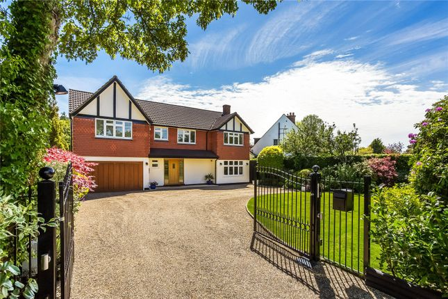 Thumbnail Detached house for sale in Redvers Road, Warlingham, Surrey