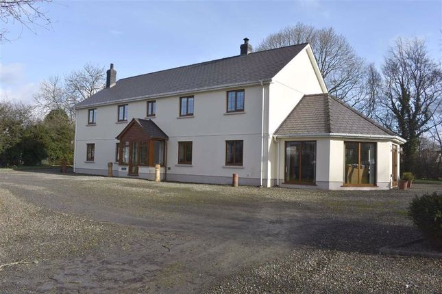 Thumbnail Detached house for sale in Barley Mow, Lampeter