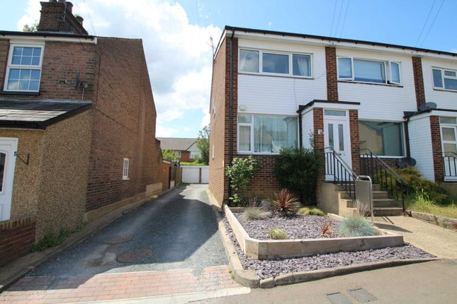 Thumbnail Flat to rent in Puller Road, Hemel Hempstead