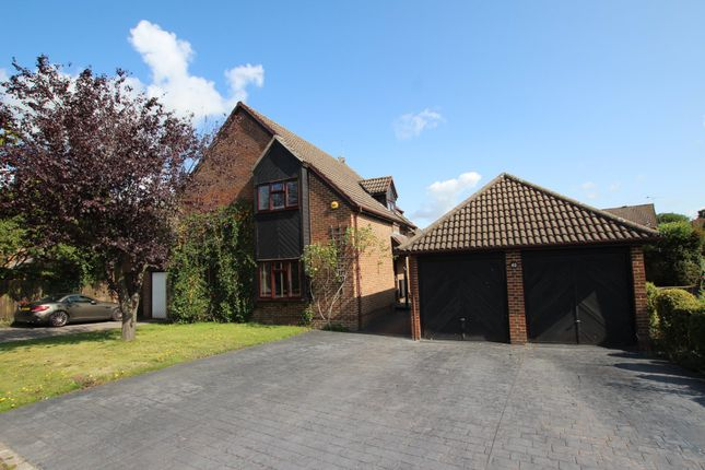 Thumbnail Detached house to rent in All Saints Close, Wokingham