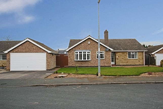 Thumbnail Detached bungalow to rent in St. James Road, Melton, North Ferriby
