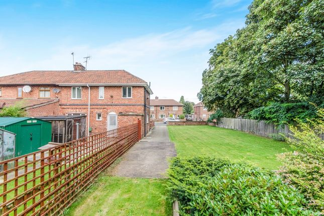Milne Road Bircotes Doncaster Dn11 3 Bedroom Semi