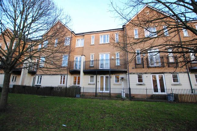 Thumbnail Town house for sale in Jekyll Close, Stoke Park, Bristol