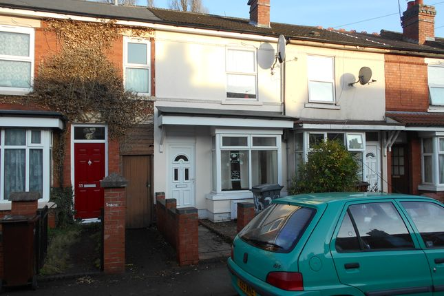 Thumbnail Terraced house to rent in Bruford Road, Wolverhampton