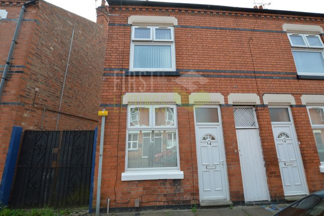 Front of Bulwer Road, Leicester LE2