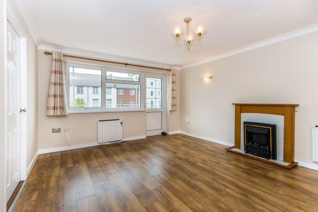 Thumbnail Flat to rent in Nicholas Court, Green Lane