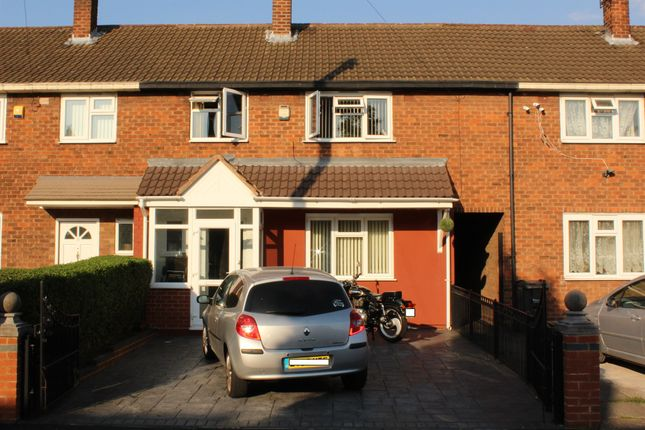 3 bed terraced house for sale in Manby Street, Tipton