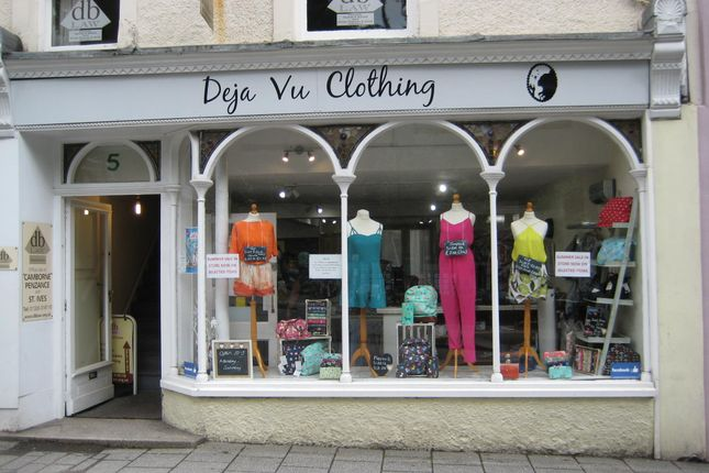 Retail premises for sale in 5 The Moor, Falmouth