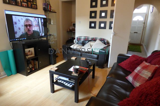 Thumbnail Terraced house to rent in Grasmere Street, Leicester