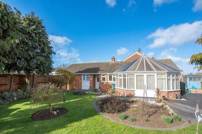 Thumbnail Detached bungalow for sale in Whalley Drive, Bletchley, Milton Keynes