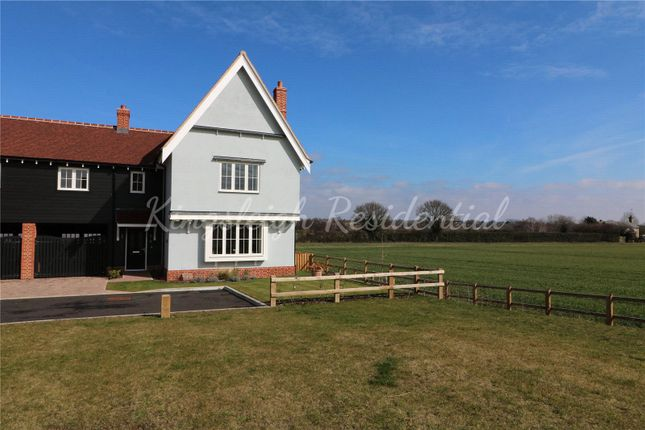 Thumbnail Property for sale in Saunders Field, Dedham, Colchester, Essex