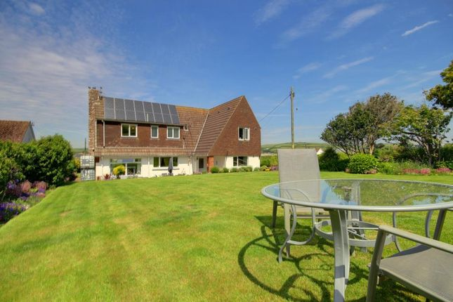 Thumbnail Detached house for sale in Down End, Croyde, Braunton