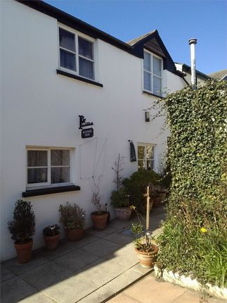 Thumbnail Cottage for sale in Hunters View, 30 Well Street, Torrington, Devon