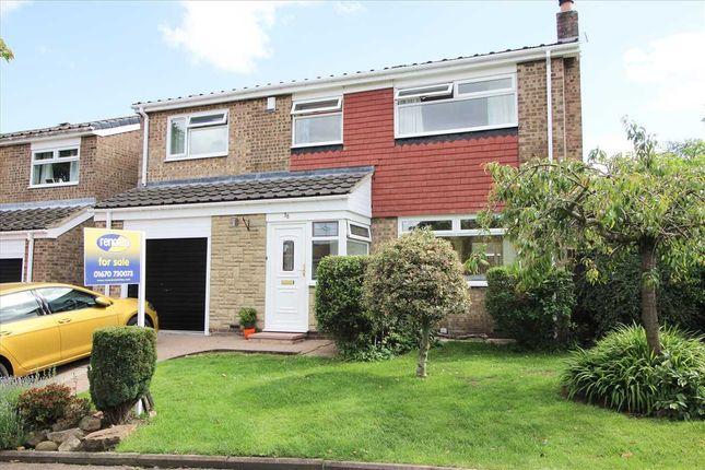 Thumbnail Detached house for sale in Torcross Way, Parkside Grange, Cramlington
