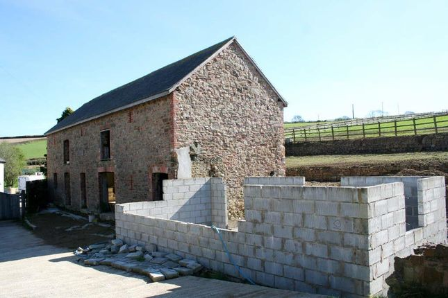 Thumbnail Land for sale in Beaford, Winkleigh