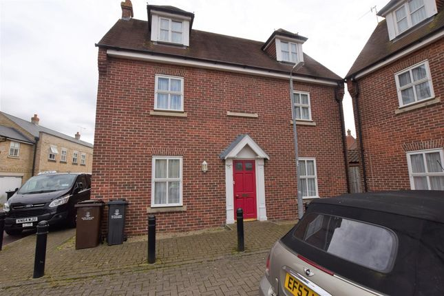 Thumbnail Detached house to rent in Mascot Square, Colchester