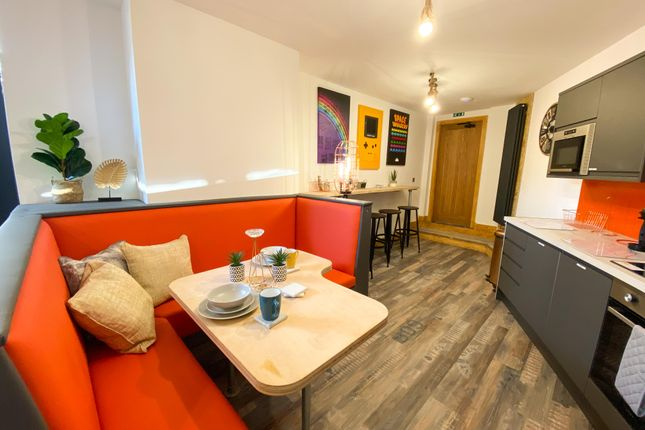 Thumbnail Shared accommodation to rent in Hanover Street, Newcastle-Under-Lyme