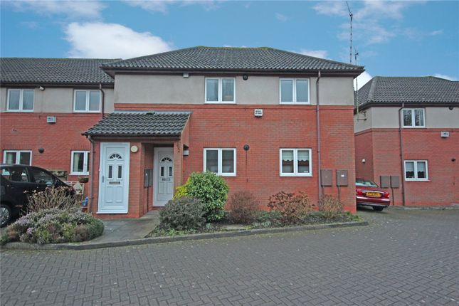Front of Southview Court, Kirby Lane, Leicester, Leicestershire LE9