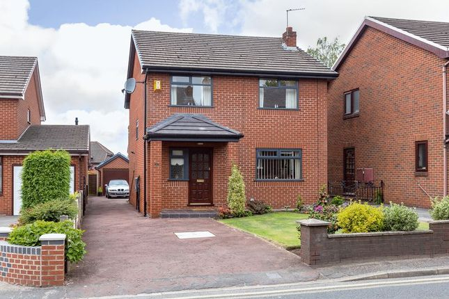 Thumbnail Detached house for sale in Hall Lane, Hindley, Wigan