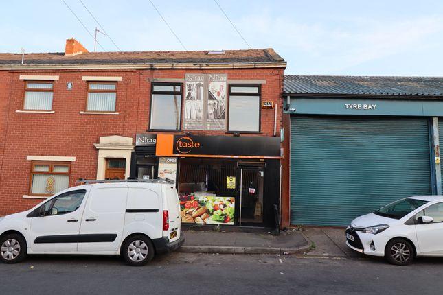 Thumbnail Retail premises for sale in Randal Street, Blackburn