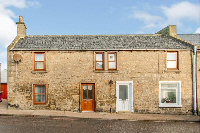 3 bed end terrace house for sale in Queen Street, Lossiemouth, Moray IV31