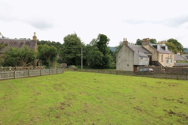Plot View of Building Plot, Land East Of Rose Cottage, Maxwell Streeet, Innerleithen EH44