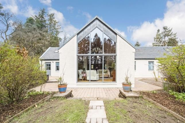 Thumbnail Detached house for sale in Westoun Steadings, Coalburn, Lanark, South Lanarkshire