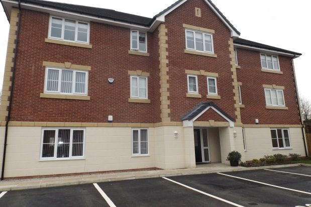 Thumbnail Flat to rent in Mccorquodale Gardens, Newton Le Willows