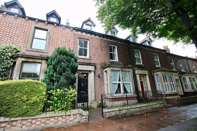 Thumbnail Terraced house for sale in Warwick Road, Carlisle
