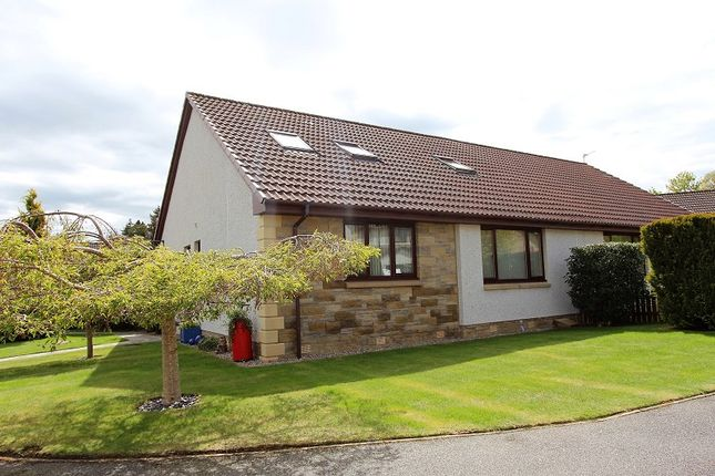 Thumbnail Semi-detached bungalow for sale in 49 Holm Dell Road, Holm, Inverness