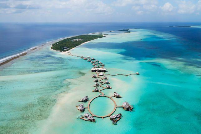 Soneva Jani of Medufaru Island, Noonu Atoll, Maldives