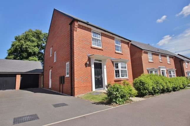 Thumbnail Detached house for sale in Harefields Way, Upton, Wirral