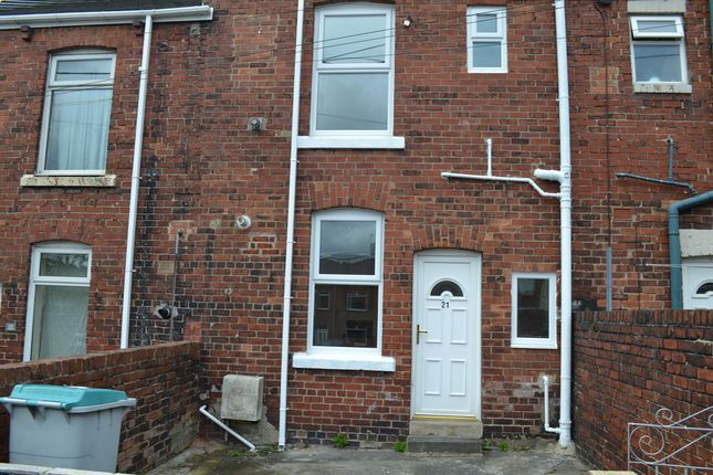 Thumbnail Terraced house to rent in Fern Avenue, South Moor, Stanley