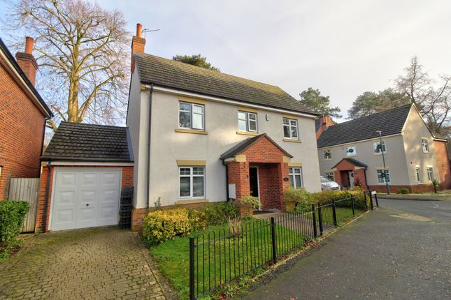 Thumbnail Detached house for sale in The Lea, Kidderminster