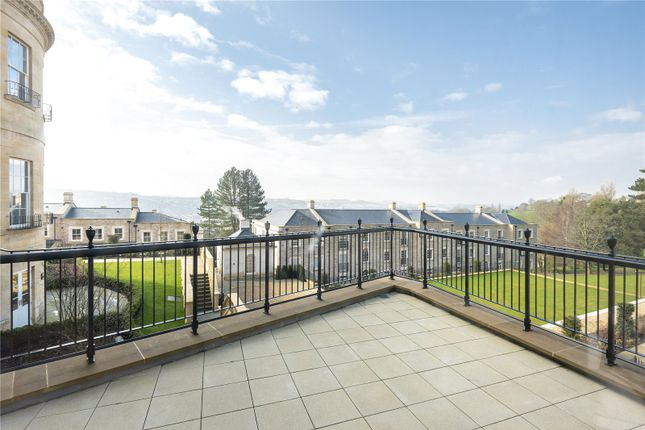 Thumbnail Flat for sale in 3 Hope House, Lansdown Road, Bath