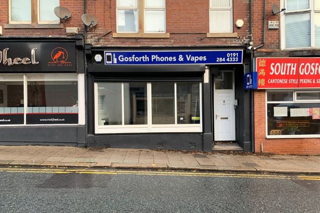Retail premises to let in Station Road, Gosforth