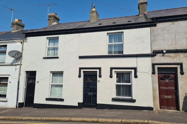 Thumbnail Terraced house for sale in Crosby Street, Bangor
