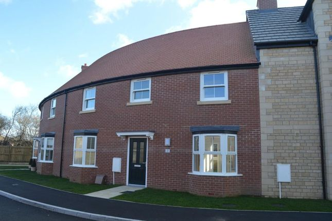 Thumbnail Semi-detached house for sale in Long Orchard Way, Mertoch Leat, Martock, Somerset