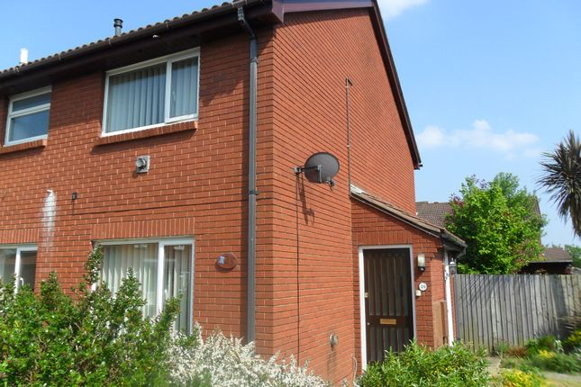 Thumbnail Semi-detached house to rent in Chickerell Close, Throop