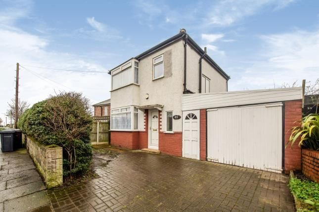 Thumbnail Detached house for sale in Orrell Road, Litherland, Liverpool, Merseyside