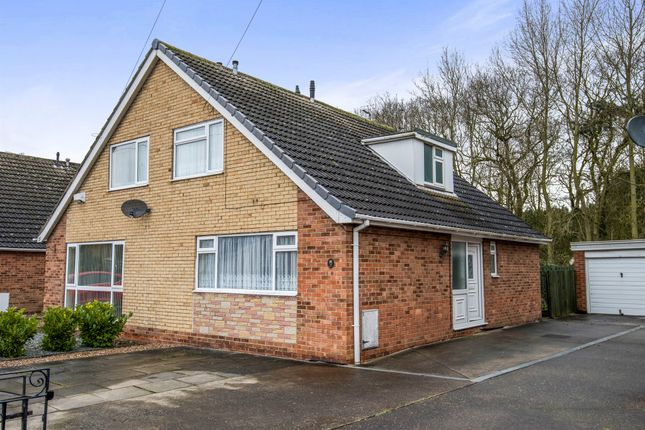Thumbnail Semi-detached house for sale in Clough Garth, Hedon, Hull