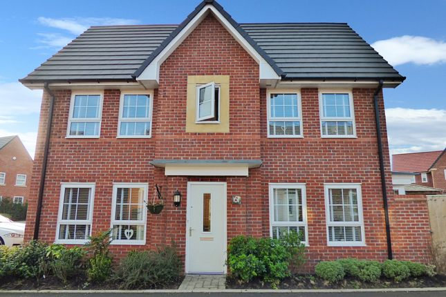 Thumbnail Detached house for sale in 61, Findley Cook Road, Wigan, Greater Manchester