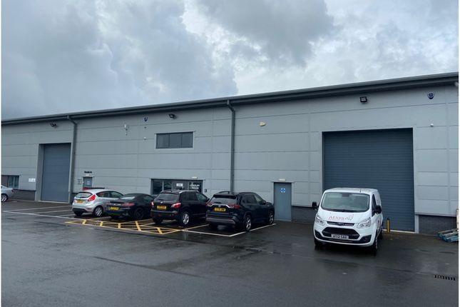 Thumbnail Industrial to let in Raglan House, Bailey Court, Fforestfach, Swansea