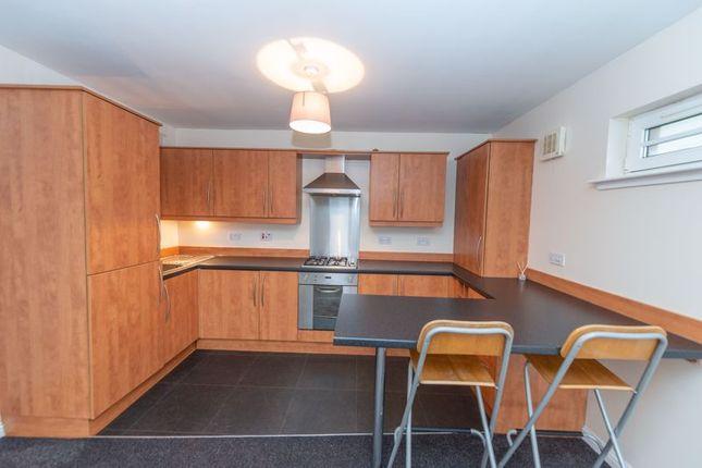 Thumbnail Flat for sale in Whiteside Court, Bathgate